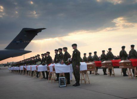 Fotograficzne wspomnienie katastrofy w Smoleńsku