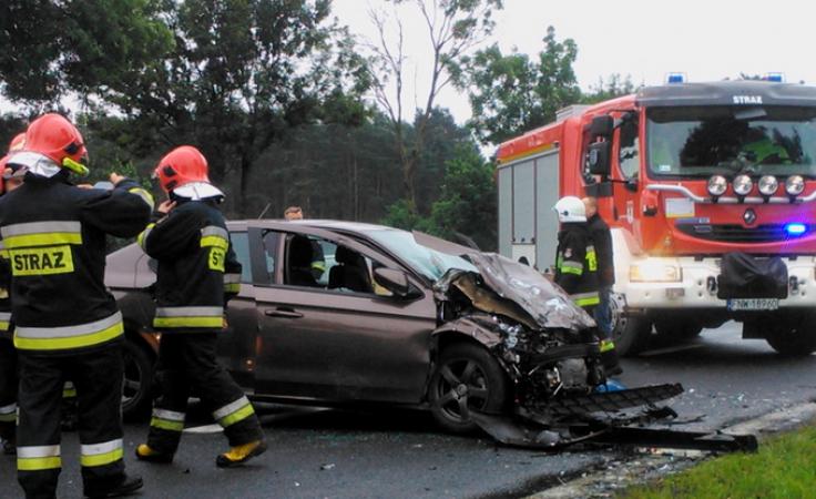 Tragiczny weekend na drogach. Były wypadki śmiertelne