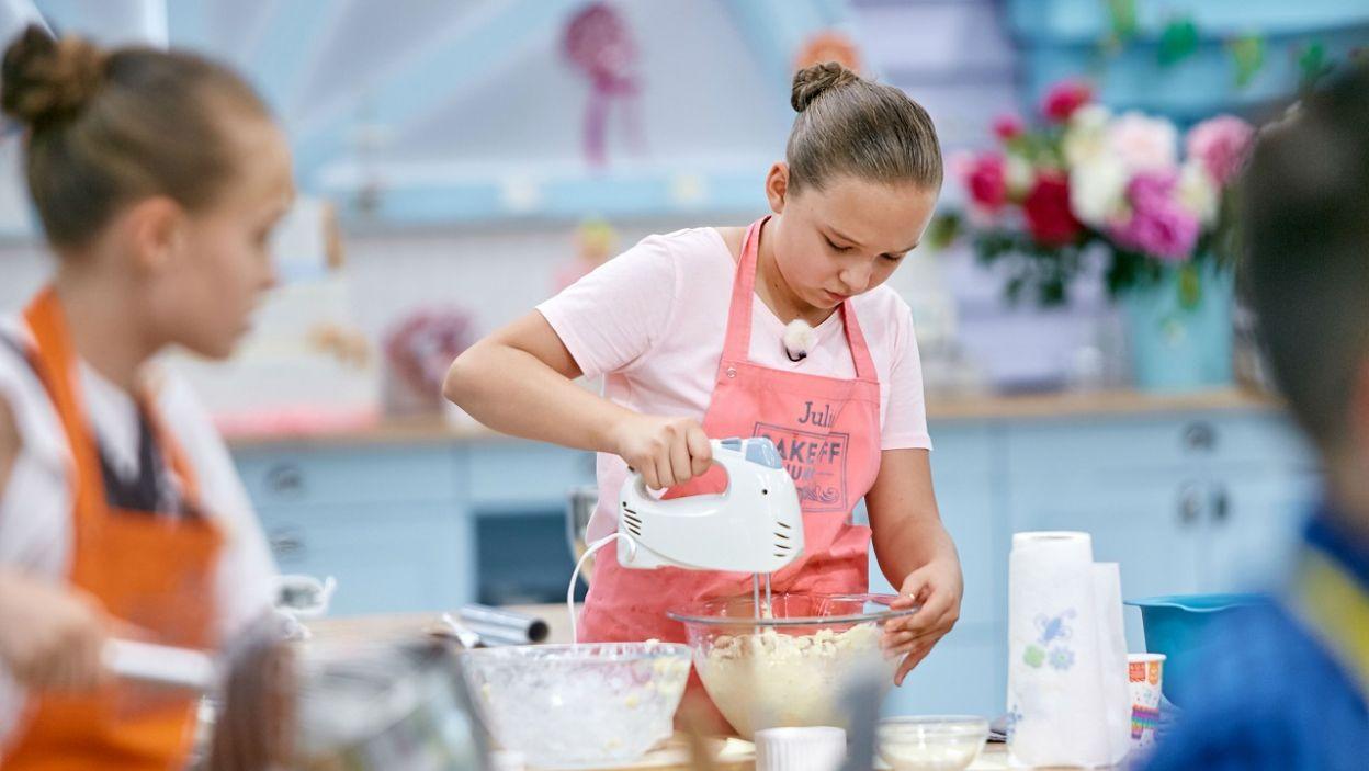 Uczestnicy ruszyli do kuchni (fot. TVP)