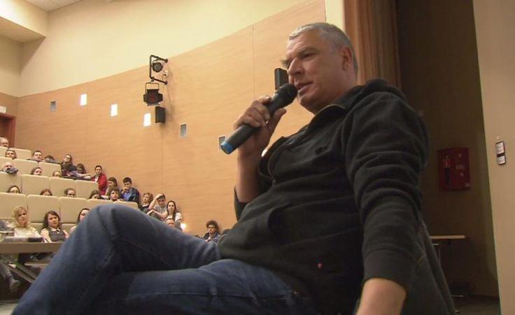 Andrzej Stasiuk o miłości do rocka