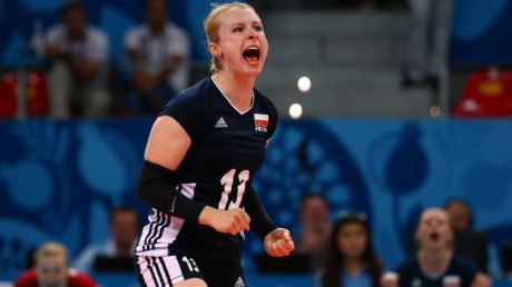 Agata Durajczyk (fot. Getty Images)