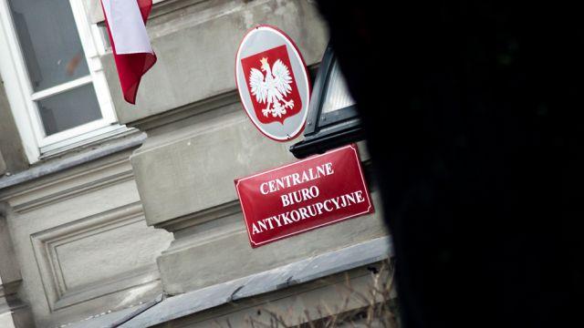 CBA zatrzymało dwie osoby ws. korupcji w Sądzie Apelacyjnym w Krakowie