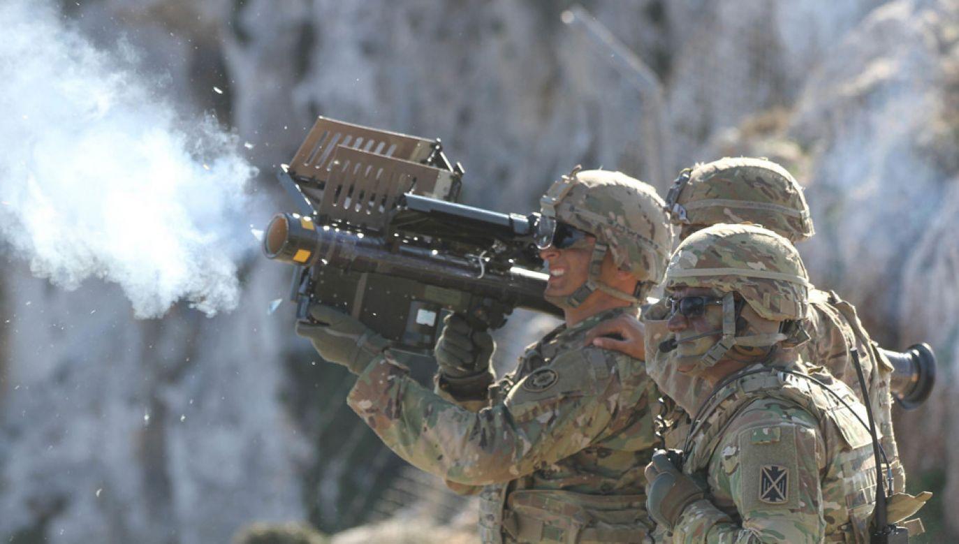 Amerykanie służą w Polsce ochraniając wschodnią flankę NATO (fot. Flickr/The U.S. Army)