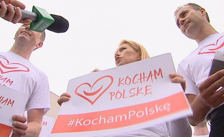 PO: Kocham Polskę