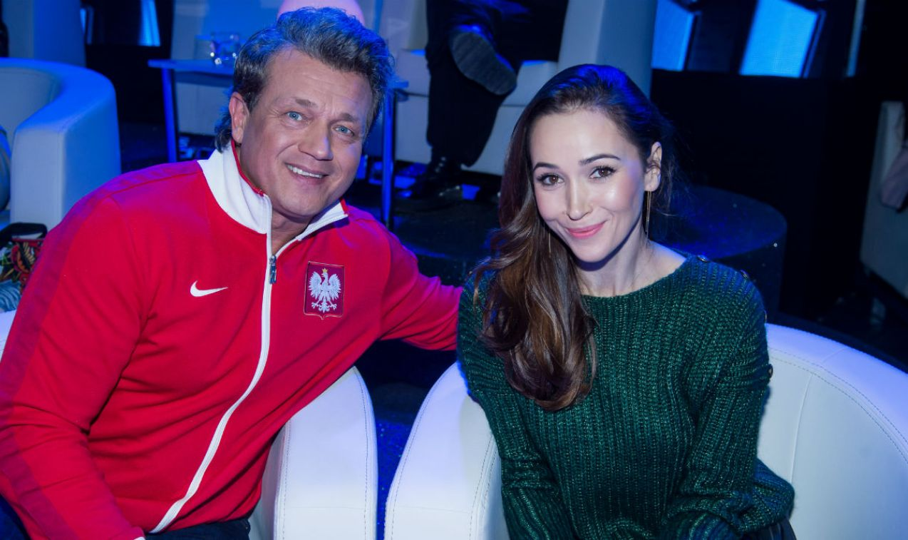 Jarosław Jakimowicz i Dorota Czaja gotowi do sportowej rywalizacji (fot. Jan Bogacz)