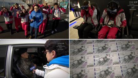 Halo, tu Pjongczang (odc. 10): w wiosce olimpijskiej pojawiło się życie