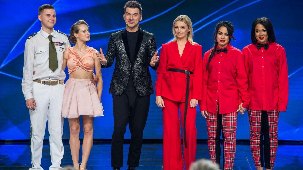 Wiktoria Gąsiewska i Adam Zdrójkowski czy Patricia i Victoria Kazadi – która para zwyciężyła w pierwszej edycji programu? (fot. TVP)