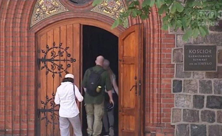 Rasistowski incydent w sopockim kościele