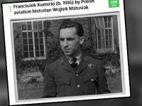 """Polski pilot Franciszek Kornicki zwyciężył w plebiscycie """"Telegrapha"""""""