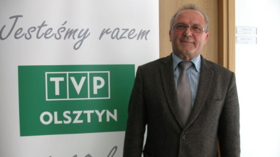 Janusz Sypiański, przewodniczący zarządu Związku Gmin Warmińsko – Mazurskich.