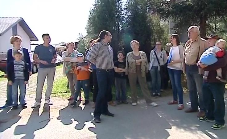 Mieszkańcy Rzeszowa stają  w obronie natury.
