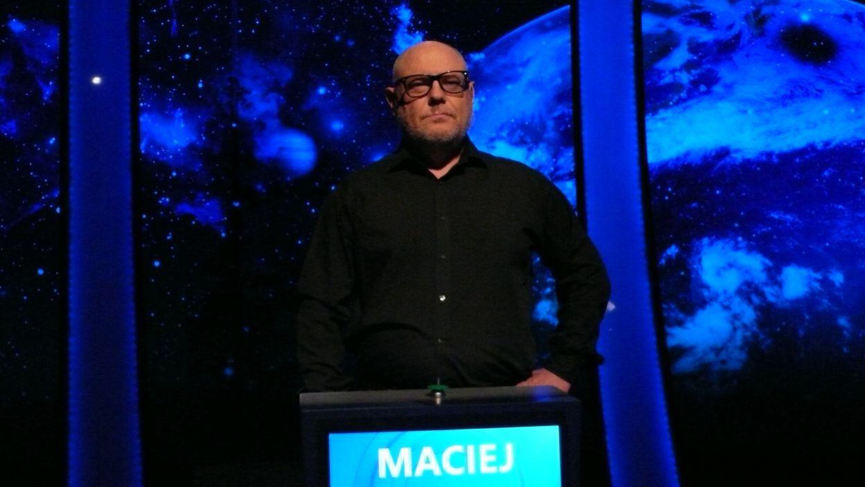 Zycięstwo 19 odcinka 107 edycji należy do Pana Macieja Głowackiego