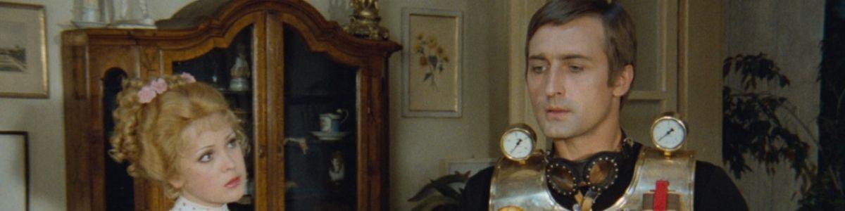"""Jak w czeskim filmie – """"Adela jeszcze nie jadła kolacji"""""""