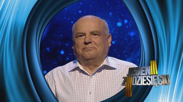 Waldemar Kamola - zwycięzca 15 odcinka 107 edycji