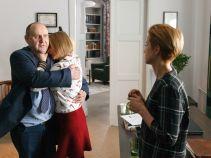 Na wieść o tym Małecka wpada w szał. Czy uda jej się przekonać ojca do zmiany decyzji ? (fot. Mateusz Wiecha/TVP)