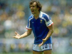 Michel Platini był gwiazdą mistrzostw Europy w 1984 roku (fot. Getty Images)