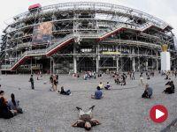 Świątynie kultury, Centrum Pompidou