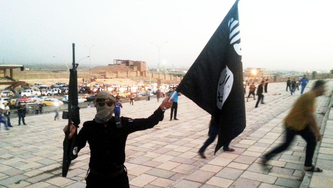 Sąd w Bagdadzie skazał Turczynkę na śmierć (fot. REUTERS/Stringer)