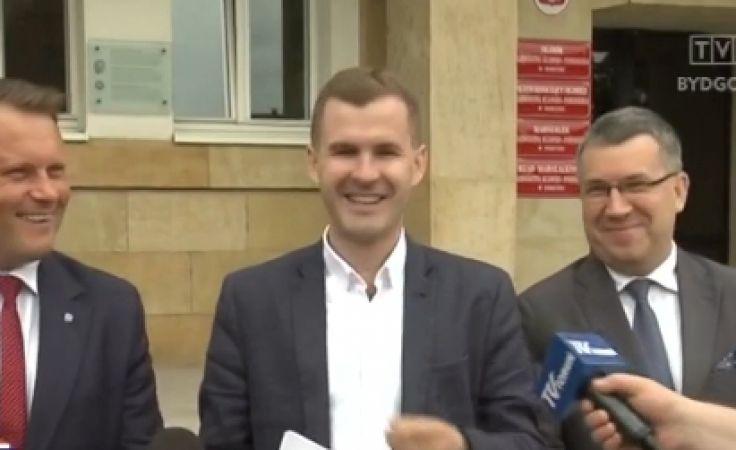 Toruńscy politycy PiS krytycznie o słowach Grzegorza Schetyny