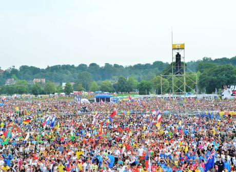 Światowe Dni Młodzieży 2016 -  Błonia