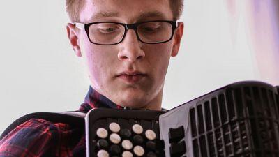 Piotr Motyka – akordeon
