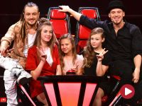 The Voice Kids, Bitwa, odc. 1