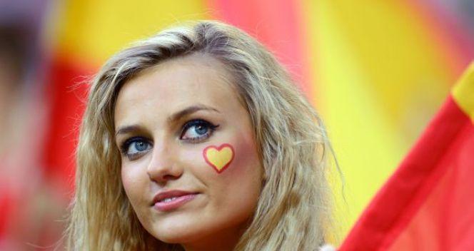 Piękne wsparcie z trybun (fot. Getty Images)