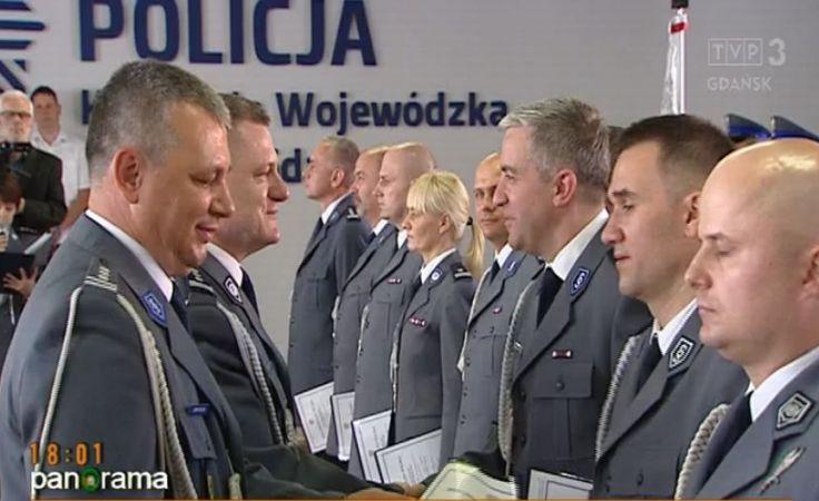 Policjanci z Pomorza bez chwili odpoczynku