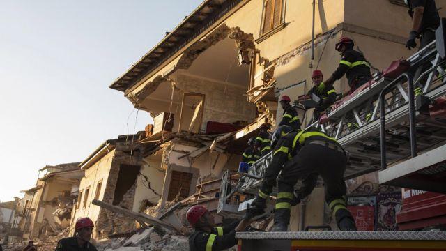 Muzea dla Włoch. Dochód ze sprzedaży biletów zasili odbudowę