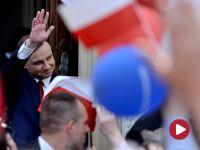 Duda odebrał akt wyboru na prezydenta. Apel do rządu i Sejmu: proszę nie dokonywać zmian, które budzą emocje i konflikty
