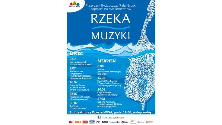 Rzeka Muzyki 2017