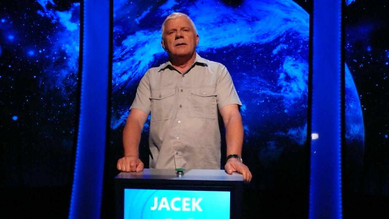 Pan Jacek Stefanowski został zwycięzcą 5 odcinka 108 edycji