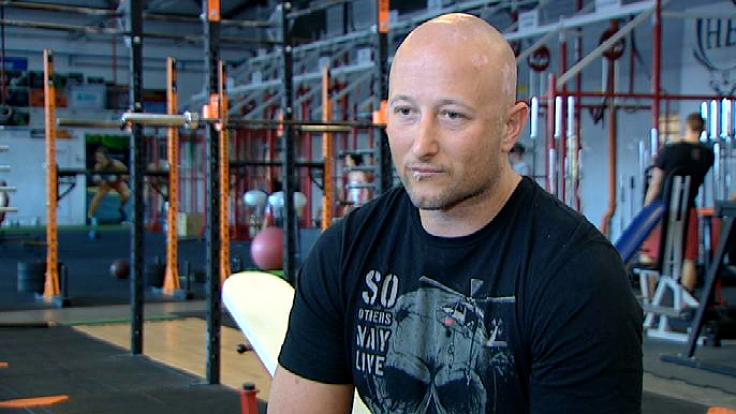 Robert  Jędrych (fot. TVP3 Wrocław)