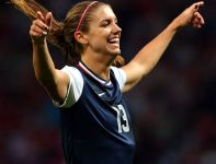 Alex Morgan, piłkarka reprezentacji USA (fot. Getty Images)