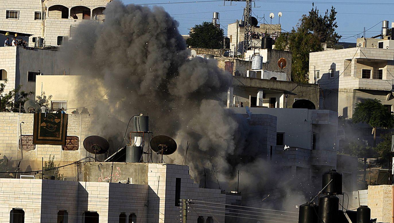 fot. PAP/EPA/ABED AL HASHLAMOUN