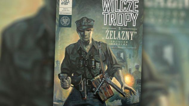 Zdzisław Badocha od 1944 r. był żołnierzem 5. Wileńskiej Brygady AK (fot. ipn.gov.pl)