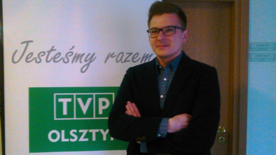 Piotr Filipowicz, dyrektor Olsztyńskich Spotkań Teatralnych.