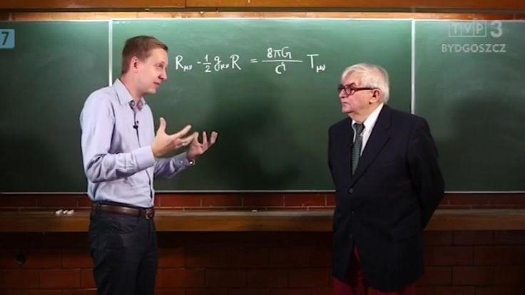 Ogólna teoria względności a Wszechświat