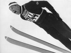 Norweski skoczek narciarski Torbjorn Yggeseth (fot. Getty Images)