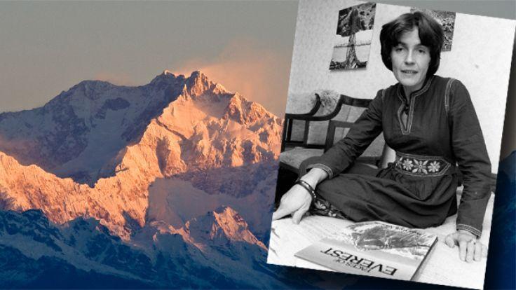 Wanda Rutkiewicz zmarła na Kanczendzondze (fot. arch. PAP/CAF-M. KŁOŚ /AW/Wiki/Aaron Ostrovsky)
