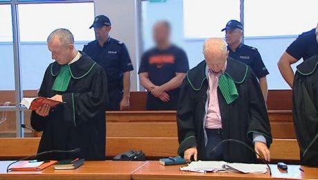 Sąd Apelacyjny utrzymał wyrok 10 lat pozbawienia wolności dla Grzegorza M.