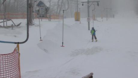 Ruszyły wyciągi narciarskie