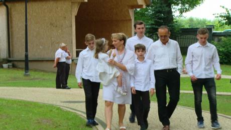 II Diecezjalne Spotkanie Rodzin w Jodłówce koło Pruchnika