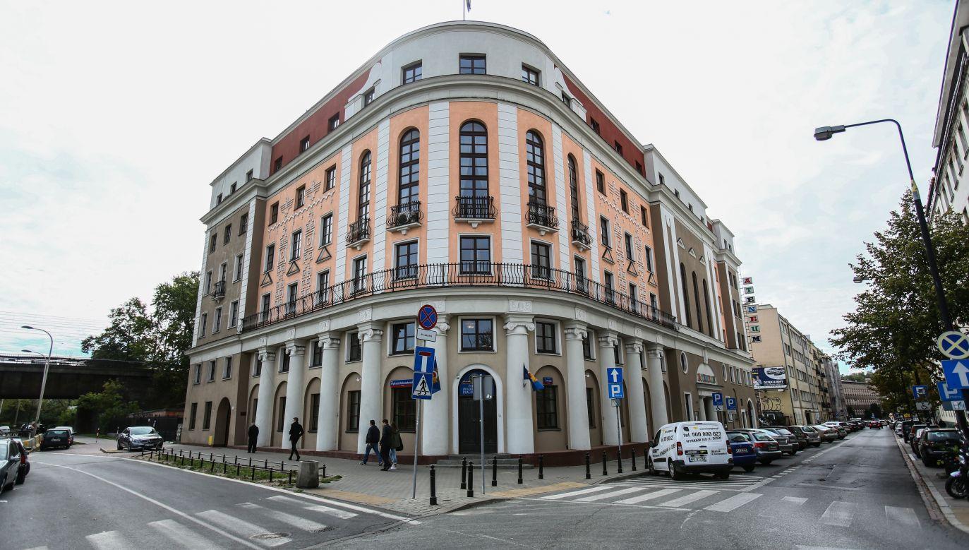 Gmach Teatru Ateneum przy ul. Jaracza w Warszawie. Fot. PAP/Leszek Szymański