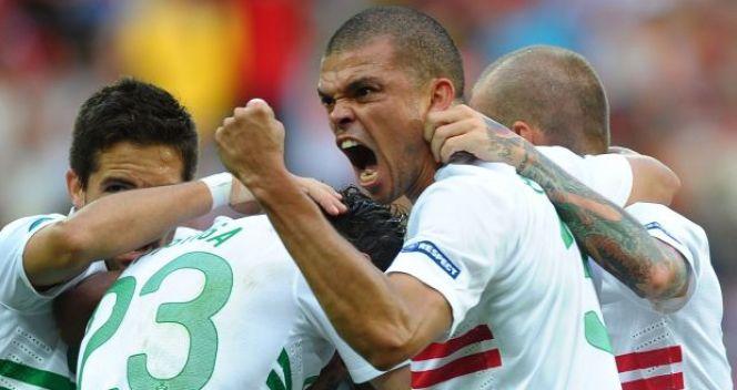 Portugalia zdobyła wreszcie trzy punkty (fot. Getty Images)