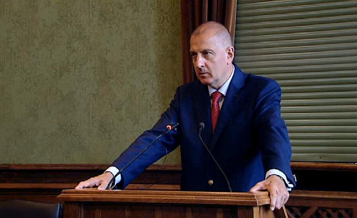 Rafał Dutkiewicz (fot. arch. TVP3 Wrocław)