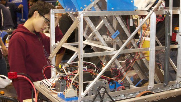 W cenie będą m.in. zawody związane z robotyką (fot. flickr.com/ Lenore Edman)