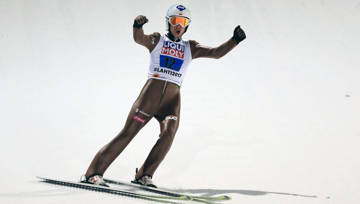 Kamil Stoch (fot. Getty)
