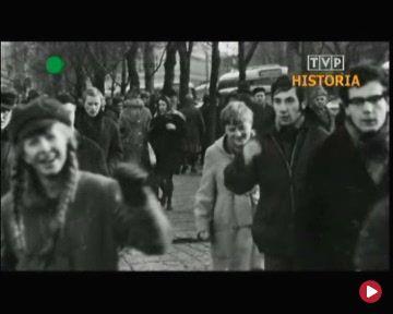 """Marzec '68 na prowincji ( z cyklu """"Z archiwów PRL"""")"""