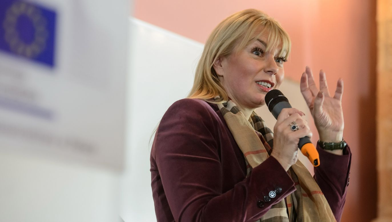 Elżbieta Bieńkowska (fot. PAP/Wojciech Pacewicz)